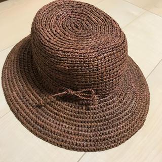 ヘレンカミンスキー(HELEN KAMINSKI)のヘレンカミンスキー 麦わら帽子(麦わら帽子/ストローハット)