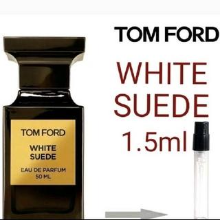 トムフォード(TOM FORD)のトムフォード ホワイトスエード オードパルファム(ユニセックス)