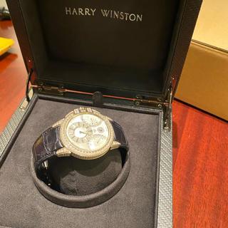 ハリー ウィンストン オーシャン オートマティック42 中古 メンズ 腕時計