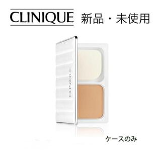クリニーク(CLINIQUE)のCLINIQUE プリティ サイド バイ サイド コンパクト(ケースのみ)(ファンデーション)