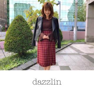 ダズリン(dazzlin)のdazzlin♡フリンジ イング スナイデル リエンダ ロイヤルパーティー ザラ(ひざ丈スカート)