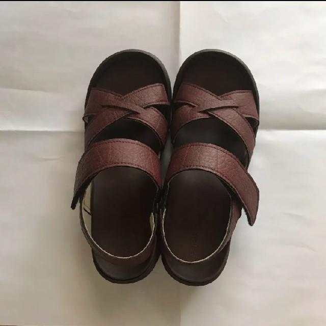 Re:getA(リゲッタ)の最終価格   リゲッタ サンダルS   22.5㎝ レディースの靴/シューズ(サンダル)の商品写真