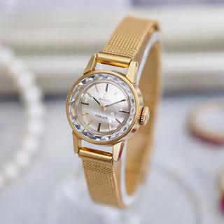 オメガ(OMEGA)のOH済✨超極美✨ OMEGA×TURLER カットガラス✨トゥモローランド (腕時計)