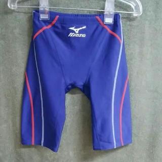 ミズノ(MIZUNO)のMIZUNOミズノ 競泳水着 スイムハーフパンツ エクサースーツ メンズS (水着)