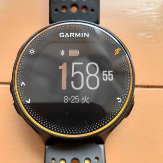 GARMIN - GARMIN ForeAthlete 235J  Black×Orange