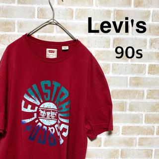 リーバイス(Levi's)の【美品】Levi's半袖Tシャツ 90s 古着(Tシャツ/カットソー(半袖/袖なし))