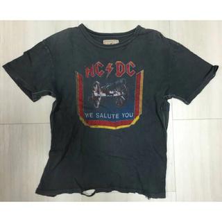 トランクショー(TRUNKSHOW)のトランクショー Tシャツ 美品 ロックT(Tシャツ/カットソー(半袖/袖なし))