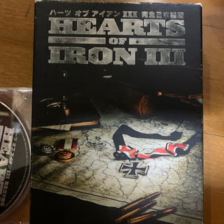 hoi3HEARTS OF IRON 3 ハーツ オブ アイアン3 日本語版
