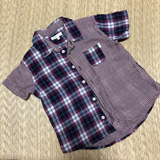 ビームス(BEAMS)のBEAMS kids 半袖シャツ 110cm(Tシャツ/カットソー)