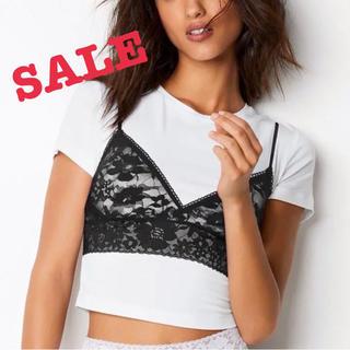 ヴィクトリアズシークレット(Victoria's Secret)のSALE♡ヴィクトリアシークレット (Tシャツ(半袖/袖なし))