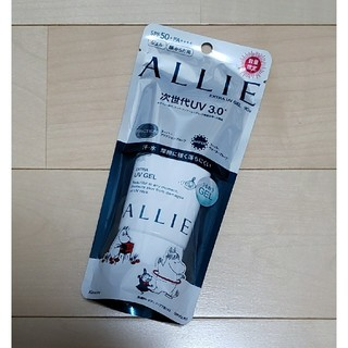 ALLIE - 【本日のみの値段】限定 ムーミン×ALLIE エクストラ UV ジェル 90g