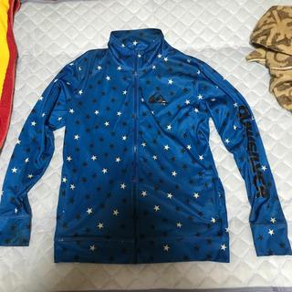 クイックシルバー(QUIKSILVER)のロンT星柄(Tシャツ/カットソー(七分/長袖))