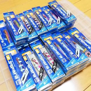 ミクロン様専用☆ジグパラショート30g 通常カラー39本& 腹グローキビナゴ2本(ルアー用品)