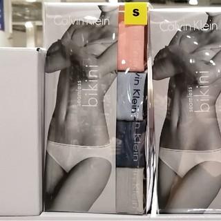 Calvin Klein -  Sサイズ Calvin Klein ショーツ 4枚   4pack