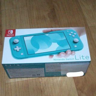 【新品未使用】Nintendo Switch Lite(携帯用ゲーム機本体)