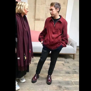 アンダーカバー(UNDERCOVER)のアデュー ADIEU 外羽根 シューズ 革靴 54 CLASSIC マーチン(ドレス/ビジネス)
