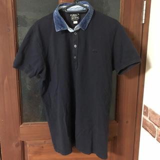 ディーゼル(DIESEL)のDIESEL ポロシャツ メンズ デニムお洒落半袖ポロシャツ(ポロシャツ)