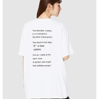 スナイデル(snidel)のFILAバックプリントロゴT/SNIDEL スナイデル(Tシャツ(半袖/袖なし))