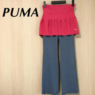 PUMA - PUMA プーマ レディース スカッツ M スカートパンツ ジャージ ウェア