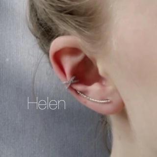 ロンハーマン(Ron Herman)のmini  stone ear cuff(イヤーカフ)