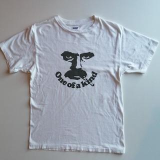 ウエアハウス(WAREHOUSE)のDOUBBLEWORKS/Oneofakind/丸胴プリントT/着用1回美USD(Tシャツ/カットソー(半袖/袖なし))