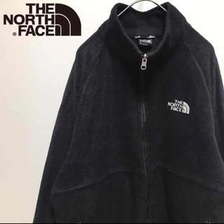 THE NORTH FACE - THE NORTH FACEザノースフェイス•フリース•ジップアップ•刺繍ロゴ