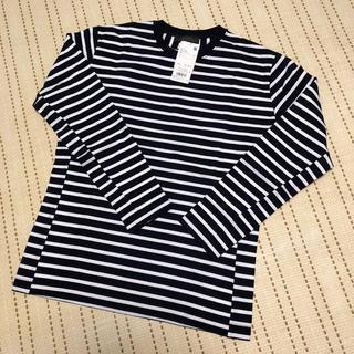 ナノユニバース(nano・universe)のナノユニバース 新品 未使用 長袖 Tシャツ(Tシャツ/カットソー(七分/長袖))