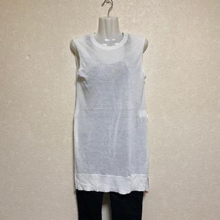 プラステ(PLST)のPLST♡ノースリーブトップス(カットソー(半袖/袖なし))