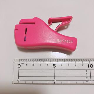 コクヨ(コクヨ)の針なしホチキス ピンク(オフィス用品一般)