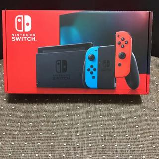 ニンテンドースイッチ(Nintendo Switch)のNintendo Switch  任天堂 Switch 本体(家庭用ゲーム機本体)