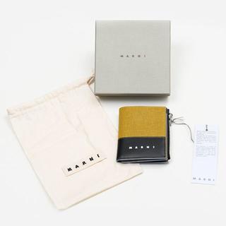 マルニ(Marni)のMARNI マルニ 2つ折り財布 メンズ(財布)