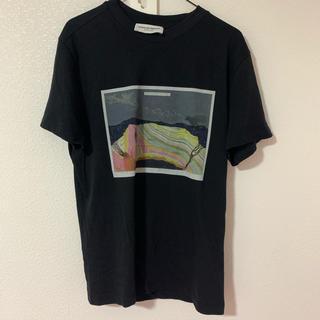オフホワイト(OFF-WHITE)のMARINE SERRE 地層Tシャツ(Tシャツ(半袖/袖なし))