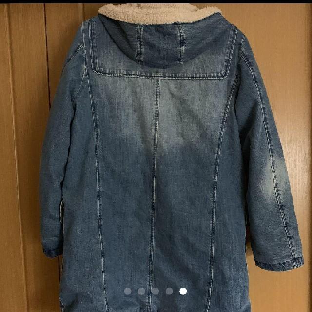 Sonny Label(サニーレーベル)のUrban research sonny label デニムダッフルコート メンズのジャケット/アウター(ダッフルコート)の商品写真