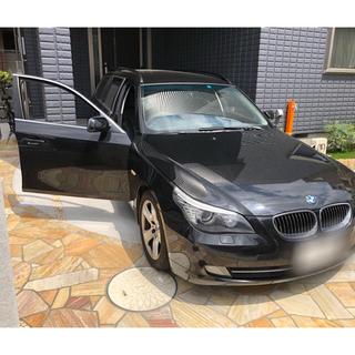 ビーエムダブリュー(BMW)の【値下】【早い者勝ち】BMW 525i ツーリングハイライン 2008年式(車体)