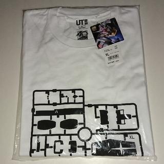 UNIQLO - ガンプラ40周年アニバーサリー UT グラフィックTシャツ〈ホワイト〉