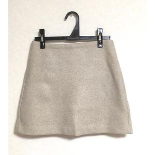 ディーホリック(dholic)の台形スカート(ミニスカート)