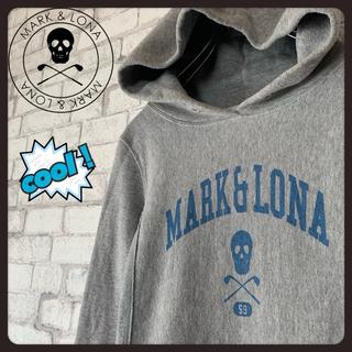 マークアンドロナ(MARK&LONA)の【cute♪】MARK&LONA マーク&ロナ/ワンピース パーカー キムタク(パーカー)