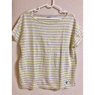 オーシバル(ORCIVAL)の【最終価格】ORCIVAL 薄手 ボーダー  Tシャツ(Tシャツ/カットソー(半袖/袖なし))