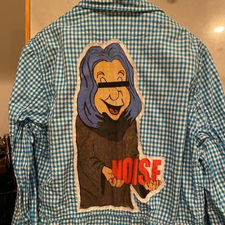 アンダーカバー(UNDERCOVER)のアンダーカバー  ギンガムチェックシャツコート(シャツ)