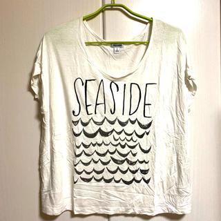 オールドネイビー(Old Navy)の«夏物処分SALE»OLD NAVYビッグTシャツ☆(Tシャツ(半袖/袖なし))