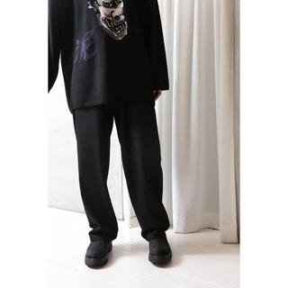 ヨウジヤマモト(Yohji Yamamoto)の定番紐パンツ(スラックス)