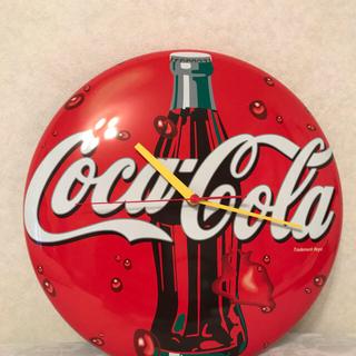 コカコーラ(コカ・コーラ)のコカ・コーラ 壁掛時計(その他)