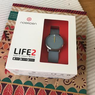 【新品】 LIFE2 スマートウォッチ ❣️ 今週末に売り切り ❣️(腕時計(デジタル))
