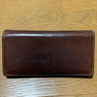 ツチヤカバンセイゾウジョ(土屋鞄製造所)の【値下げ】土屋鞄 長財布(長財布)