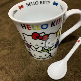 サンリオ(サンリオ)のマグカップ キティちゃん(グラス/カップ)