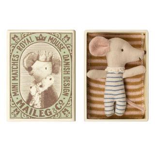 ボンポワン(Bonpoint)の赤ちゃんネズミ boy(ぬいぐるみ/人形)