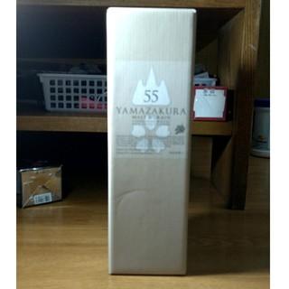 アイオーデータ(IODATA)の55 山桜モルト&グレーン 原材料モルトグレーンアルコール5%内容量 700ミリ(ウイスキー)
