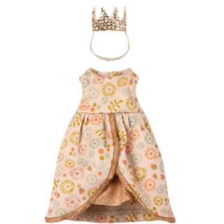 ボンポワン(Bonpoint)のmaileg クイーン着せ替え衣装(ぬいぐるみ/人形)