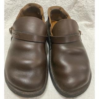 ネストローブ(nest Robe)のminato 様専用 オーロラシューズ ミドルイングリッシュ(ローファー/革靴)