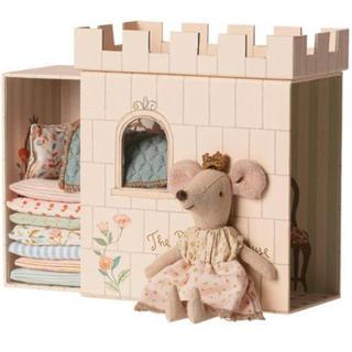 ボンポワン(Bonpoint)のmaileg お姫様 ネズミちゃん(ぬいぐるみ/人形)